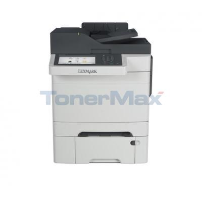 Lexmark CX510dthe MFP
